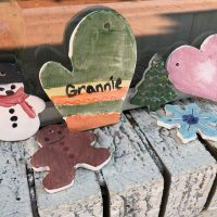 Ceramic Ornaments Kids' Class