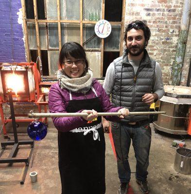 Glass Ornament Workshop