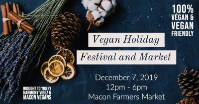 Vegan Holiday Festival and Market 2019