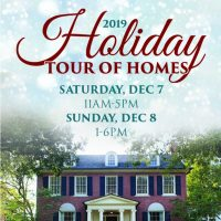 Historic Vineville Holiday Tour of Homes