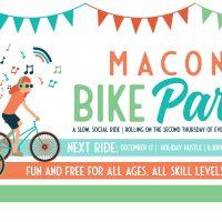 Macon Bike Party: Holiday Hustle