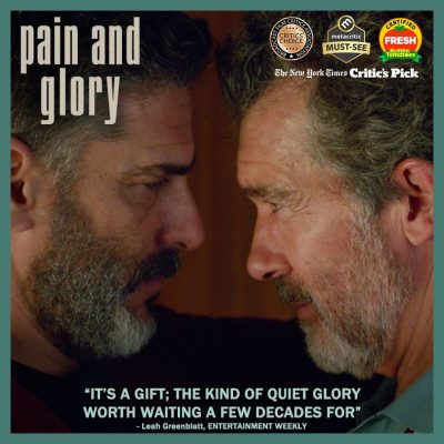 """Macon Film Guild Presents: """"Pain and Glory"""""""