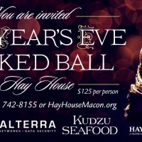 New Years Eve Masked Ball