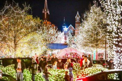 Christmas Downtown Macon 2020 Main Street Christmas Light Extravaganza presented by Northway