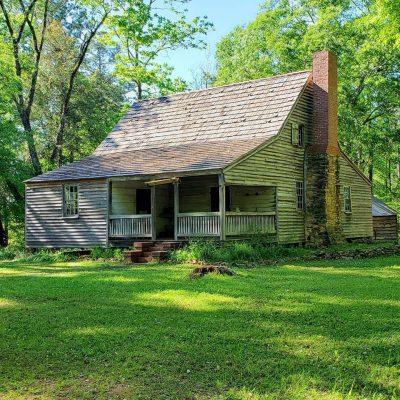 Jarrell Plantation State Historic Site