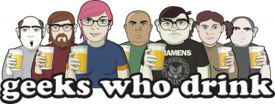 Geeks Who Drink Pub Quiz at Macon Beer Company Tap...