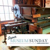 Super Museum Sunday at Jarrell Plantation