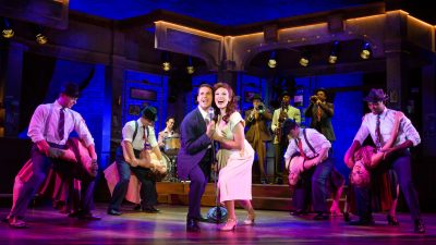 Canceled - Bandstand: An American Musical