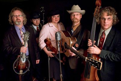 Monroe Crossing! Hot Bluegrass! Tues, Jan 21, 2020...