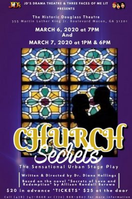 CHURCH SECRETS