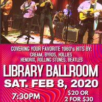 Rockin' Evening with RADAR at Library Ballroom