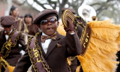 Fat Tuesday Second Line and Concert with Reggie Tr...
