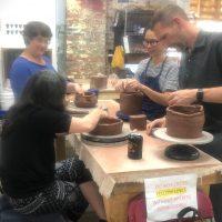 Introduction to Ceramics - Pinch Pot