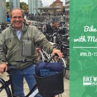 Bike to Work with Mayor Reichert