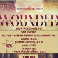 VICTORY TOUR 2020 WOUNDED BUT NOT DEFEATED Stage Play & Concert