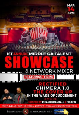 1st ANNUAL MIDDLE GA TALENT SHOWCASE& NETWORK ...
