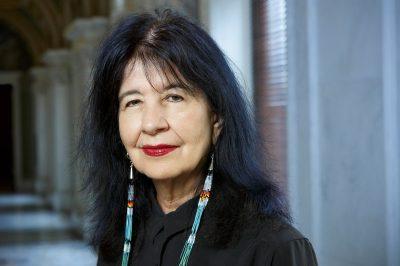 Joy Harjo-(U.S. Poet Laureate) Book Reading and Signing