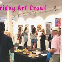 First Friday Art Crawl