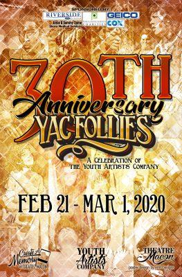 "YAC ""Youth Artist's Company"" 30th Anniversary Foll..."