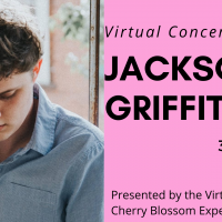 Virtual Cherry Blossom Concert: Jackson Griffith