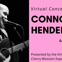 Virtual Cherry Blossom Concert: Connor Henderson