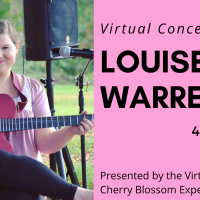 Virtual Cherry Blossom Concert: Louise Warren