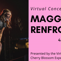 Virtual Cherry Blossom Concert: Maggie Renfroe
