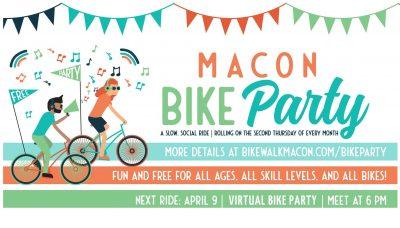 Virtual Bike Party