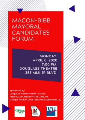 Macon-Bibb Mayoral Candidates Forum