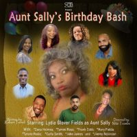 AUNT SALLY'S BIRTHDAY BASH