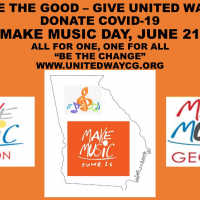 Make Music Day Worldwide Celebration
