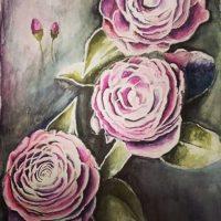 Online Watercolor:Botanicals