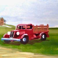 Farm Truck Paint Class - Virtual Event