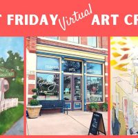 First Friday Virtual Art Crawl