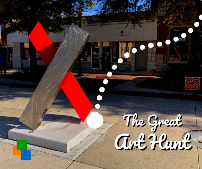 The Great Art Hunt