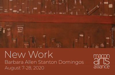 New Work by Barbara Allen Stanton Domingos