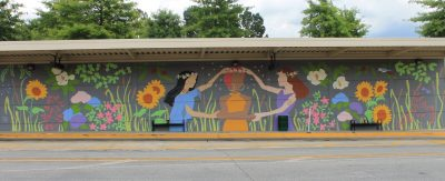 Macon Transfer Mural Project