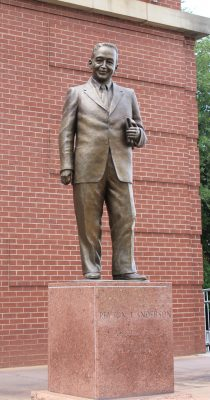 Peyton Anderson Statue