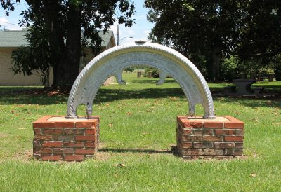 Ship bell arch
