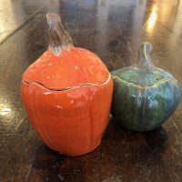 Ceramic Pumpkin Workshop