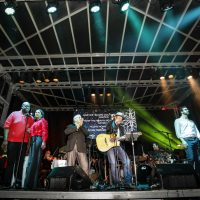 Macon Pops Performs at the Main Street Christmas Light Extravaganza Show