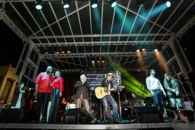Macon Pops Performs at the Main Street Christmas L...