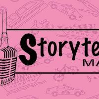 StoryTellers Macon presents: Planes, Trains and Automobiles