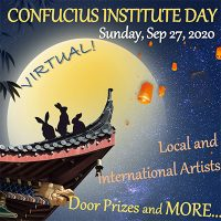 Confucius Institute Day - virtual!