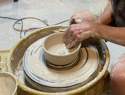 Make a Bowl - Pottery Wheel Workshop