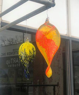 Hot Glass Sun Catcher Workshop