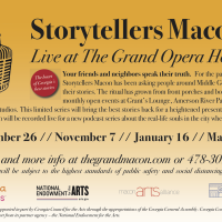 Storytellers Macon Live at The Grand Opera House: Kings and Queens