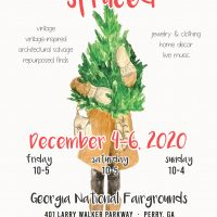 "Vintage Market Days™ presents ""Spruced"""