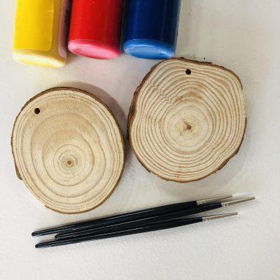 Painting DIY - Wood at stARTup Studios