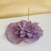 Lotus Incense Burner Class